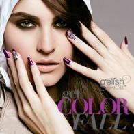 Коллекция  гелей-лаков  Get Color Fall
