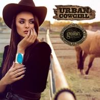 Коллекция  гелей-лаков  Urban Cowgirl