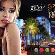 Коллекция гелей-лаков SIZZLING SUMMER NIGHT
