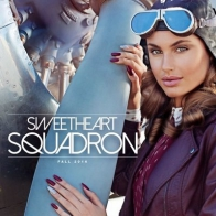 Коллекция  гелей-лаков Sweetheart Squadron