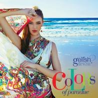 Коллекция гелей-лаков Colors of Paradise