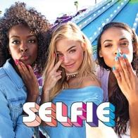 Коллекция  гелей-лаков  Selfie