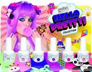 Коллекция  гелей-лаков  Hello Pretty!