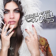 Коллекция  гелей-лаков  Thrill Of The Chill