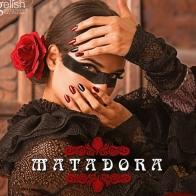 Коллекция  гелей-лаков  Matadora