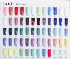 Новые цвета гелей-лаков KODI Professional, 8мл