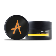 Art Gel #008 Neon Orange, 7г