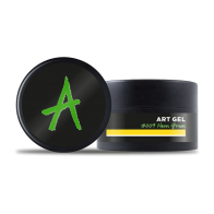 Art Gel #009 Neon Green, 7г