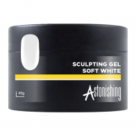 Astonishing Sculpting Gel  Soft White, 45 мл - мягко-белый гель