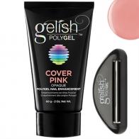 Gelish PolyGel Cover Pink Камуфлирующий розовый полигель, 60 г.