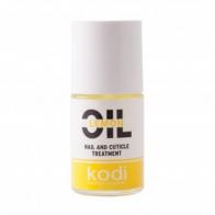 "Масло для кутикулы ""Лимон"" KODI Professional, 15 мл"