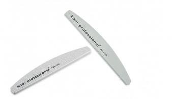 Двусторонняя Пилка-Баф KODI Professional Half Grey 180/220