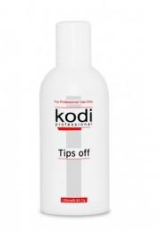 Tips Off, 250ml - жидкость для снятия гель-лака/акрила