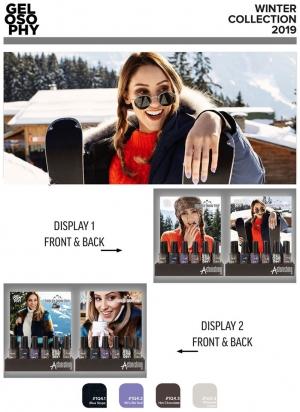 """Коллекция растворимых гелей Gelosophy """"Tiroler Snow Trip"""""""