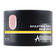 Astonishing Sculpting Gel New Mix, 14 мл - камуфлирующий гель
