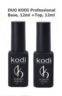 DUO KODI Professional - Base, 12ml +Top, 12ml