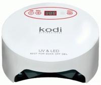 УФ LED ЛАМПА 40 Ватт KODI Professional - универсальная лампа для маникюра и педикюра.