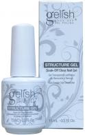 GELISH Structure Gel Brush On, 15 ml - структурный укрепляющий гель с кисточкой