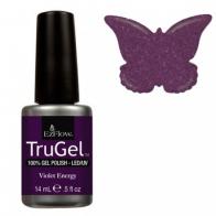Гель-лак EzFlow TruGel Violet Energy,14мл