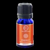 """BCL SPA Energy Essential Oil-  Смесь 100% эфирных масел """"Енергия"""", цитрусовая и мятная ароматерапия, 0,34 ж. унц. (10 мл)"""