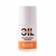 "Масло для кутикулы ""Orange"" KODI Professional, 15 мл"