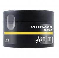 Astonishing Sculpting Gel  Clear, 14 мл - прозрачный моделирующий гель