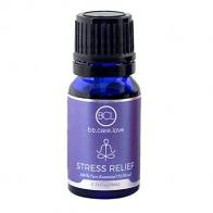 BCL Stress Relief Essential Oil - 100% чистая смесь эфирных масел для снятия стресса, 0,34 ж.унций