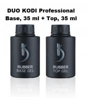 DUO KODI Professional - Base, 35ml +Top, 35ml