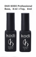 DUO KODI Professional - Base, 8ml +Top, 8ml