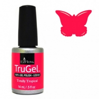 Гель-лак EzFlow TruGel Totally Tropical, 14мл