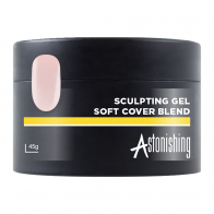 Astonishing Sculpting Gel Soft Cover Blend, 45 мл - камуфлирующий гель