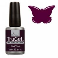 Гель-лак EzFlow TruGel Black Violet,14мл