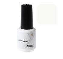 Astonishing 1 Step Brush Builder Milky White, 15 мл - молочно-белый однофазный гель.