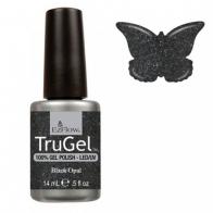 Гель-лак EzFlow TruGel Black Opal,14мл