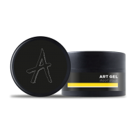 Art Gel #001 Black, 7г